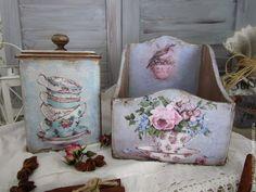 """""""Утреннее чаепитие """" набор продан - голубой,розовый,сиреневый,чаепитие"""