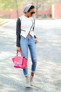 10 ravissantes blogueuses mode noires à suivre en 2014 | 2ème partie | Befashionlike