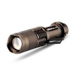 CREE XML T6 Mini LED Flashlight