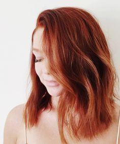 Summer Haircuts - LA Hairstylist Summer Hairstyle Ideas ASYMMETRICAL SOFT CUT LOB