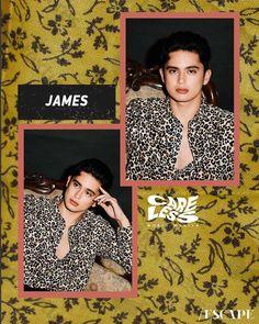 james (escapetothepalace.com) James Reid Wallpaper, Nadine Lustre, Independent Music, Jadine, Hot Guys, Hot Men, Music Labels, James Dean, Bambam