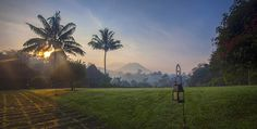 Luxury heritage boutique resort and spa set within a beautiful natural setting the old property was once a Dutch colonial period coffee plantation. Online Travel Agent, Dutch Colonial, Java, Vacation, Sunset, Outdoor, Instagram, Sunsets, Vacations