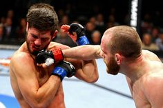UFC lightweight TJ Grant