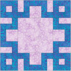 Celtic Chain 2 Paper Piece Foundation Quilting by QuiltingSupport, $2.99