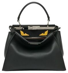 Fendi Monster Eye Tote