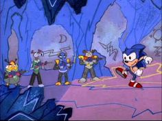 Adventures of Sonic the Hedgehog Special - Sonic Christmas Blast Christmas Episodes, Sonic The Hedgehog, Adventure, Youtube, Fictional Characters, Art, Art Background, Kunst, Adventure Game
