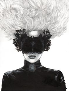 Mascherata Art Print