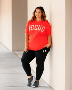 Project Rock x Under Armour Outfit | Estrella Fashion Report