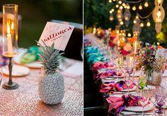 The Parker Palm Spring wedding   Photo by Scott Clark Photo   100 Layer Cake