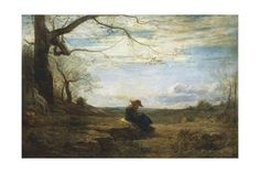 November, 1864 Giclee Print by Antonio Fontanesi at AllPosters.com