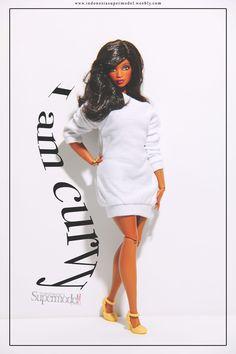 Curvy Barbie Madam Lavinia