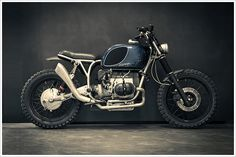 '77 BMW R60/7 - ERMotorcycles - Pipeburn - Purveyors of Classic Motorcycles, Cafe Racers & Custom motorbikes