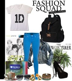"""""""1 direction"""" by leo2563 on Polyvore"""
