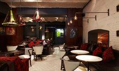 Cachitos restaurant by Futur2, Barcelona » Retail Design Blog