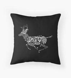 """""""Greek"""" Throw Pillow by Designer Throw Pillows, Pillow Design, Sell Your Art, Greek, Cushions, Prints, Throw Pillows, Toss Pillows"""