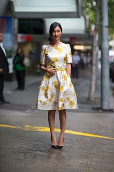 The Best Floral Frocks