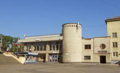Петрозаводск, билетные кассы железнодорожного вокзала