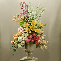 The FTD® Declaration™ Altar Arrangement http://www.johnstonthefloristpa.com/product/the-ftd-declaration-altar-arrangement-2012/display