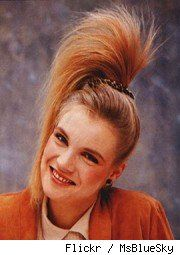 Magnificent 80S Hair 80S Hairstyles And How To Layer Hair On Pinterest Hairstyle Inspiration Daily Dogsangcom
