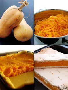 Prajitura cu dovleac ~ bucatar maniac My Recipes, Dessert Recipes, Romanian Food, Romanian Recipes, Just Desserts, Food Hacks, Delish, Bakery, Deserts