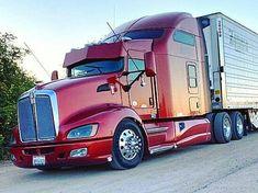 Kenworth Trucks, Volvo Trucks, Peterbilt, Big Trucks, Semi Trucks, Customised Trucks, Truck Paint, Cummins, Rigs