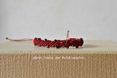 Braided bracelet with hematite, Micro macrame, Gift ideas for sister in law, Stacking bohemian bracelet, Boho tribal hippie  #stekiapantou #ioannaypo #thessaloniki #etsyjewelry #macramebracelet #macramejewelry #beadedbracelet #beadedjewelry #redbracelet #hematitebeads #redandblack #bohobracelet #bohojewelry #hippiebracelet #hippiejewelry #micromacrame #greekdesigner #madeingreece