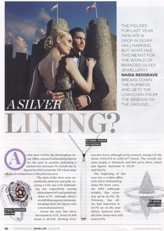 Professional JEWELLER UK is in their newest issue presenting an Inspiration Station, featuring edgy and beautiful SJJ jewellery!