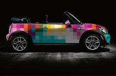 #GraphicDesign #Design #CarWrap #BusWrap #VehicleWrap #colorful #ColorfulCar #UniqueVehicle #illustration