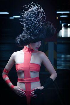 Dress: JKate - Kateřina Ivanová  Fotograf: TRAN MINH HOANG