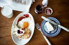 Health Breakfast, Breakfast Time, Breakfast Recipes, Breakfast Healthy, Healthy Eating, Scones, It Goes On, Morning Food, Sunday Morning