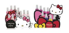 The Beauty News: Hello Kitty by OPI 2016