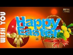 Happy Easter 2017,Wishes,Whatsapp Video,Greetings,Animation,Messages,Quotes,Easter Sunday,Download - YouTube