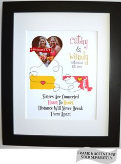 Bridesmaid Gift Ideas For Bride Sister Best Friend Maid Of Honor By Picmats Unique Gifts