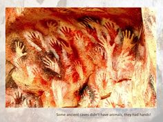 Cave painting art project for kids 8