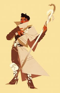 Dragon Age: Inquisition - Dorian Pavus
