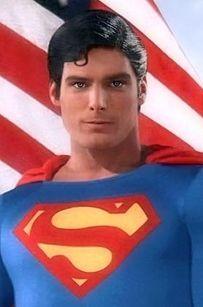 Christopher Reeve as Superman aka Clark Kent.the Superman of our generation. Christopher Reeve, Batman E Superman, Superman Movies, Superman Actors, Original Superman, Superman Cosplay, Superman Logo, Superhero Movies, Man Of Steel