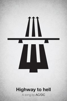 20 Minimalist Music Posters Using Pictograms | Professional Web Design Blog by Insight Soft