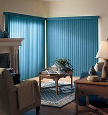 Bali Parisian Vinyl Vertical Blinds by Bali. $62.00. Bali vertical blinds add cost-savings and contemporary styling to patio doors and wider windows in the home. Partisian vinyl verticals come in earth-tone colors and their texture mimics the look and feel of real fabric.