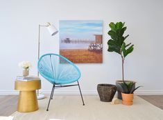 Bring summer inside! #acapulco #beach #summer Acapulco Chair, Chairs, Beach, Summer, Furniture, Home Decor, Summer Time, Decoration Home, The Beach