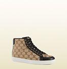 brooklyn original GG canvas high-top sneaker