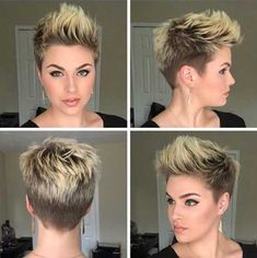 40 Best Short Curly Hairstyles for Women | Short Hairstyles & Haircuts 2017
