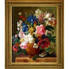 Bouquet Counted Cross Stitch Kit