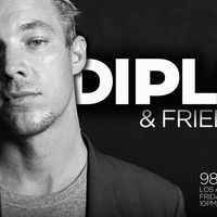 *Free Mix!* Diplo & Friends BBCR1xtra: January 12, 2013  Worth the two hour listen if you have the time.