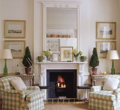 Todhunter Earle Design, West London (via Pinterest) After this very long short week, I would like nothing better than to sit in this r...