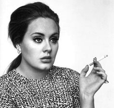 Adele -- the girl's got pipes