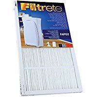 Filtrete Fapf02 Ersatzluftfilter Fur Luftreiniger Ultra Clean Klein Heizen Luftreiniger Filter