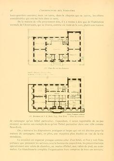 Duke Mansion - basement and 1st floor