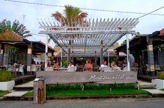 Popular Legian Restaurants | #Bali #Candidasa #MinistryofVillas