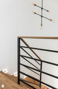 Balustrady - New Ideas Staircase Handrail, Stair Railing Design, Stair Risers, Banisters, Metal Stairs, Modern Stairs, Welcome To My House, Interior Stairs, House Stairs