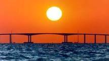 dauphin island just across the bridge